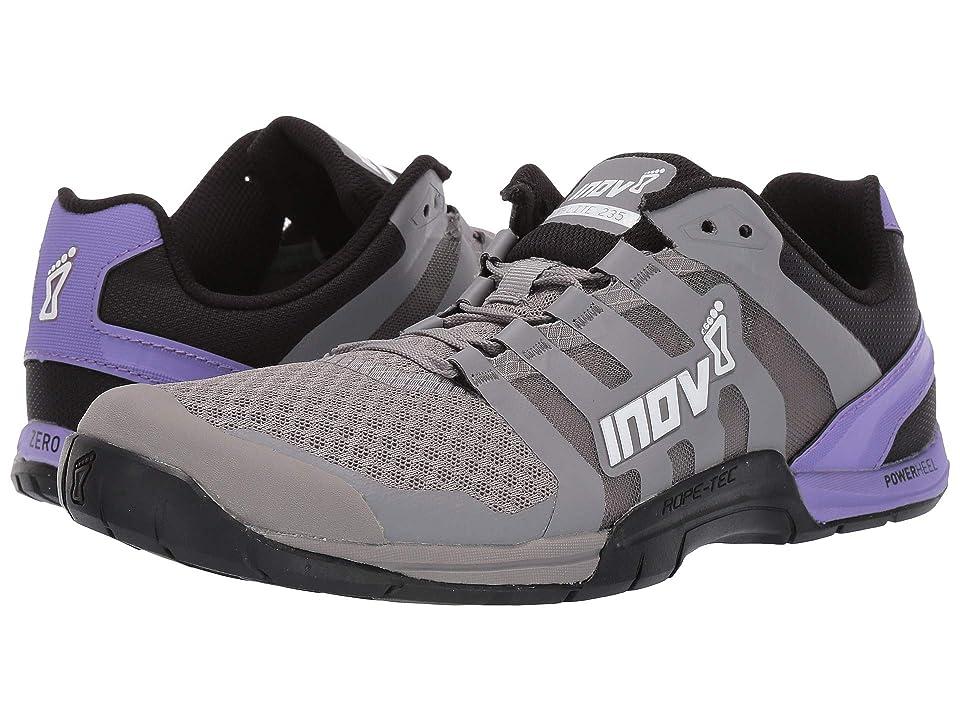 inov-8 F-Lite 235 V2 (Grey/Purple) Women