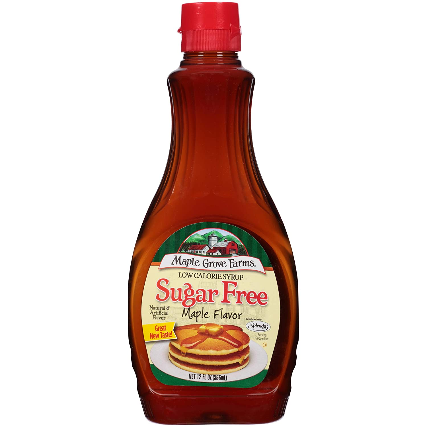 Maple Outlet ☆ Free Shipping Grove Farms Syrup Sugar High quality Flavor Ounce Pa 12