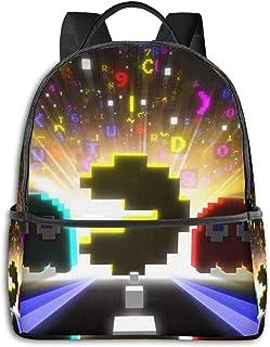Starwars-Pacman Gaming School Backpack Bookbag Shoulders Bag Daypack 17In