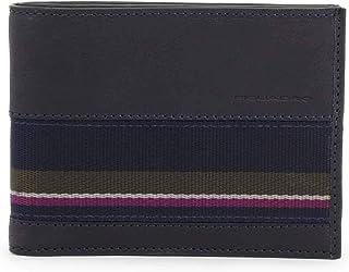 Piquadro Men's PU3891B3SR Wallet Blue