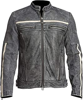Best moto racer leather jacket Reviews