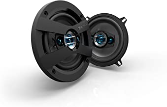 "SCOSCHE HD5254 4-Way 5.25"" HD Speaker Set with 160 Watts Peak/40 Watts RMS Per Speaker and Protective Grills"