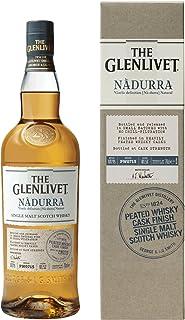 The Glenlivet Nàdurra Single Malt Scotch Whisky – Peated Whisky Cask Finish Scotch Single Malt Whisky – 1 x 0,7 L