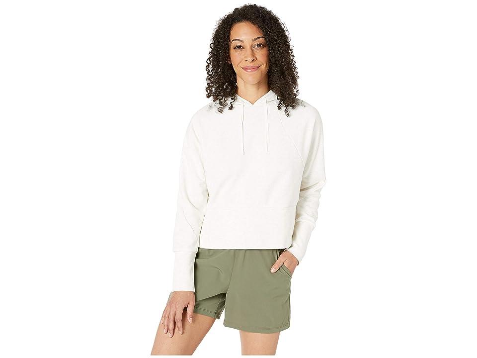 Nike Studio Pullover Versa Hoodie (White/Heather/White) Women