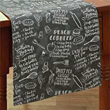 """Park Designs Home Cookin Table Runner - 36"""" L"""