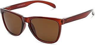 MAXJULI Polarized Sunglasses for Men Women Driving Fishing Running UV400 Protection 8022