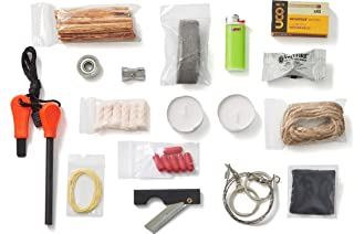 fire starting kit survival