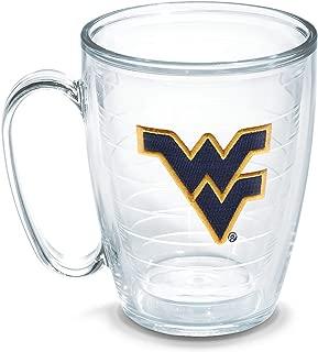 Tervis West Virginia University 16-Ounce Mug, Boxed, Clear - 1050538