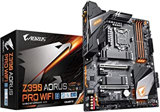 Gigabyte Z390 Aorus Pro WiFi - Placa de base, color negro