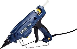 Rapid, 5000328, Pistolet à colle Pro-industriel Thermofusible 300W, Pour un collage professionnel, Bâton de colle Ø12mm, P...