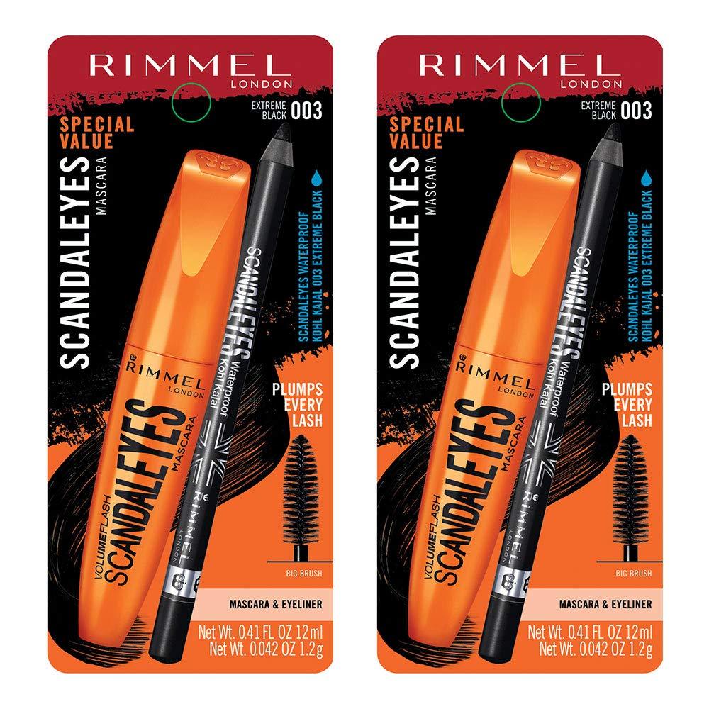 Rimmel Scandaleyes Mascara Now on Popular products sale With Waterproof Kohl Kaja