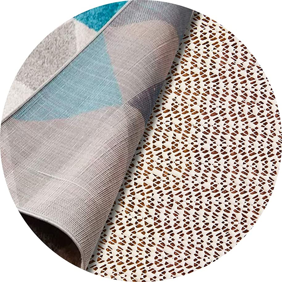 RHF Round 8 Rug Pad, Rug Pad, Rug Gripper, Strong Grip Available 12 Sizes, Non Slip Rug Pad, Rug Gripper for Hardwood Floors, Rug Pads, Rug Grippers, Rug Pads for Hardwood Floors, Rug Pad Round 8