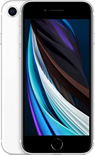 Apple iPhone SE (256GB) - White