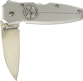 Klein Tools 44001 Leight Lockback Knife 2-1 / 2-Inch Drop-Point Blade