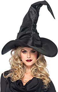 Women's Large Ruched Witch Hat