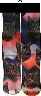 DJDesigns Custom 3D Printed It's Full Of Cats Socks!