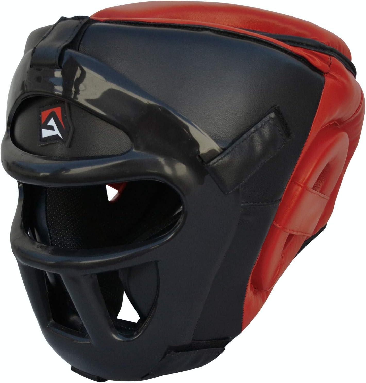 Proteccion de cabeza para MMA Muay Thai Boxeo