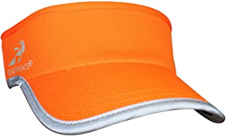 Headsweats Supervisor Headwear, Hi Viz Orange, One Size