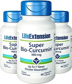 Super Bio-Curcumin (400mg) (3 Pack)