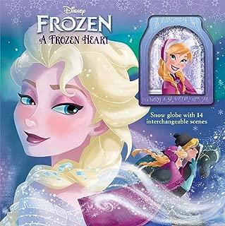 Disney Frozen: A Frozen Heart: Storybook with Snowglobe (1) (Glitter/Snow Globe)