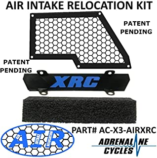 Maverick X3 Air Intake Relocation Noise reduction kit AC-X3-AIRXRC