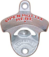 The Starr X Sx-Obh-Z Classic Stationary Bottle Opener