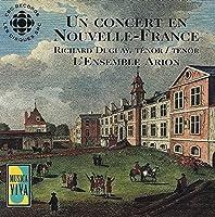 Un Concert en Nouvelle-France
