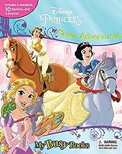 My Busy Book : Disney Princess Great Adventures