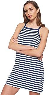 Tommy Jeans Women's Tjw Summer Racer Neck Dress