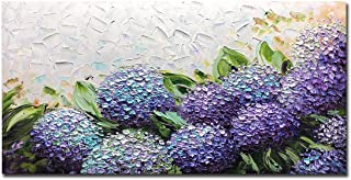 Best hydrangea oil painting Reviews