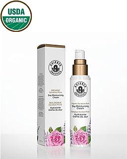 Aviesia Organics Moisturzing Day Cream - 100% USDA Certified - Organic Skin Care for firming, brightening and regeneration...