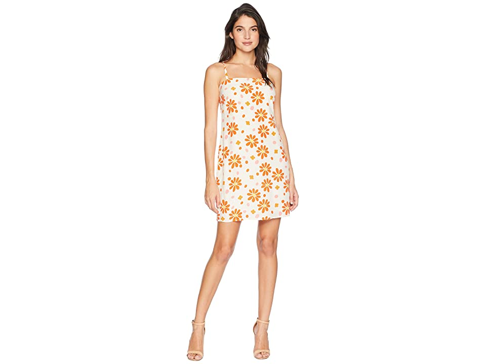 Juicy Couture Dotted Daisy Slip Dress (Angel Dotted Daisy) Women