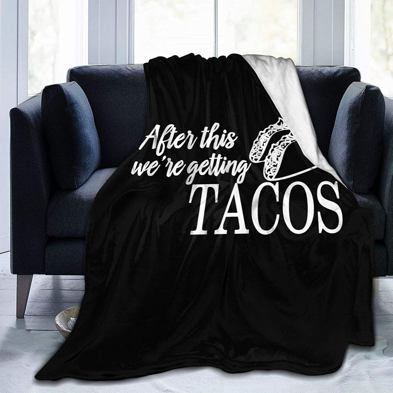 We're Special price Getting Tacos After This Soft and Limited price Supe Comfortable Blanket