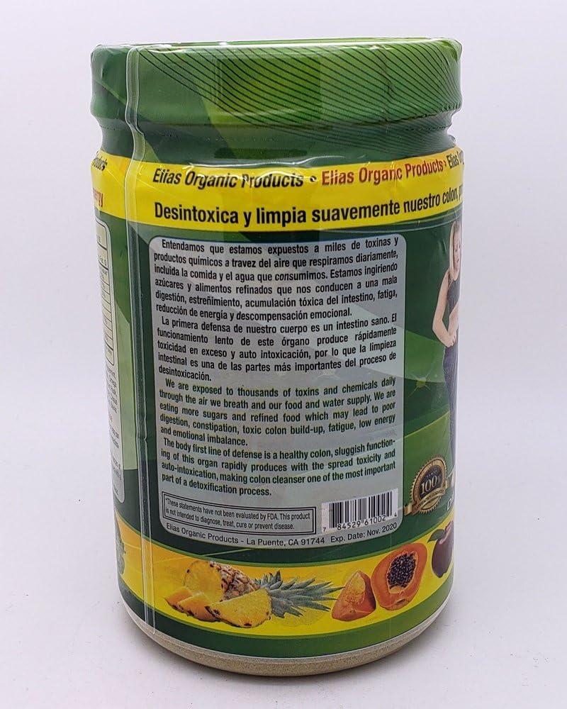 detox intestinal y de colon natural)