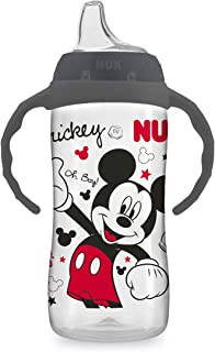 NUK Disney Large Learner Sippy Cup, Mickey Mouse, 10 Oz 1Pack