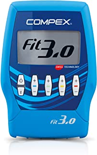 comprar comparacion Compex Fit 3.0 Electroestimulador, Unisex, Azul