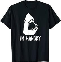 hangry shark t shirt