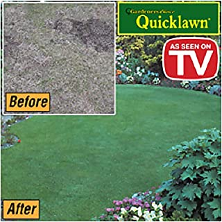Best gardeners choice quicklawn grass seed Reviews