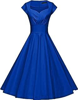 Best blue pin up dress Reviews