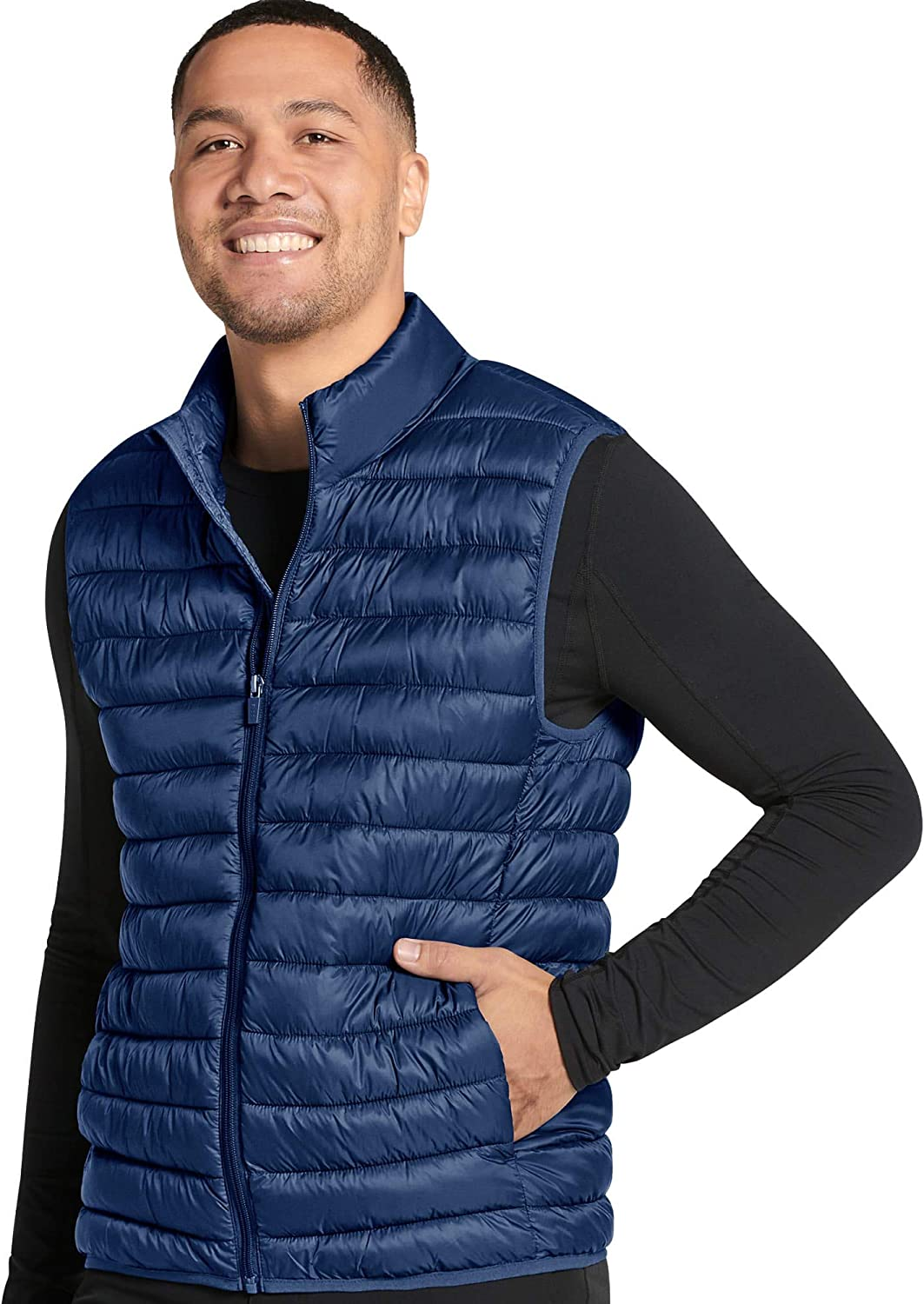 Jockey Lowest price challenge Men's Sportswear Quilted Tampa Mall Vest Puffer