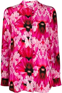 Alexander McQueen Luxury Fashion Womens 610772QCABE5033 Pink Shirt |