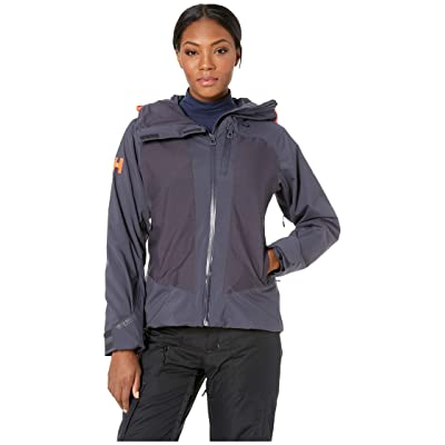 Helly Hansen Champo Jacket (Graphite Blue) Women