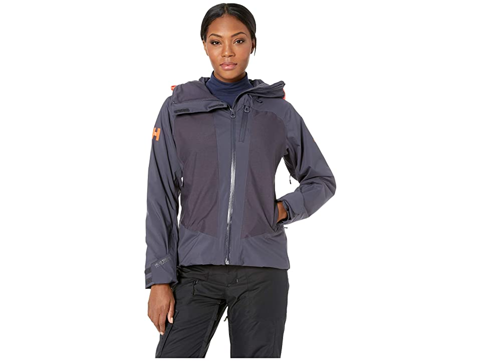 Helly Hansen Champo Jacket (Graphite Blue) Girl