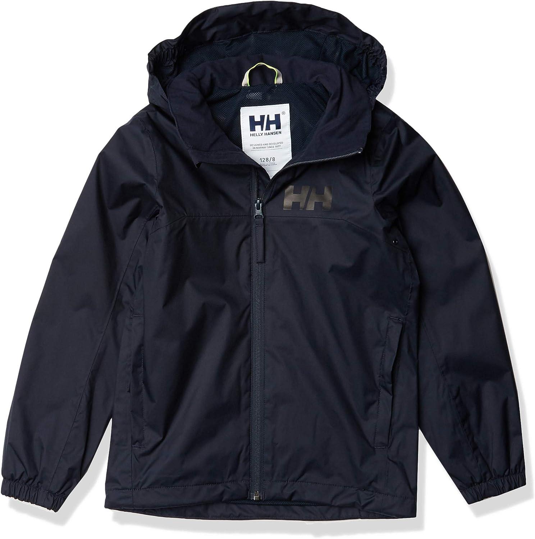 Regular store Helly-Hansen Unisex-Child Juniors Urban Windproof Bre Waterproof Spring new work one after another