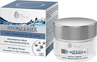 Anti-Aging Face Night Cream | Reduce Lines, Wrinkles and Age Spots, Face Cream For very dry, sensitive skin, Rejuvenating,...
