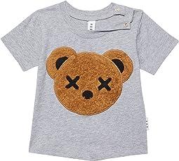 Huxbear Applique T-Shirt (Infant/Toddler)