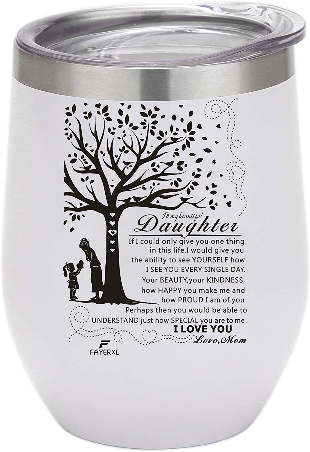 12 OZ Wine Easy-to-use Tumbler with Sayings Women for Engraved fo Gifts 2021 new