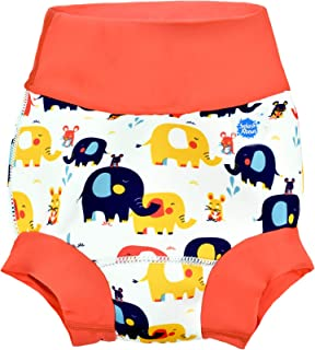 Splash About New and Improved Happy Nappy™ Swim Diapers (Little Elephants, 12-24 Months)