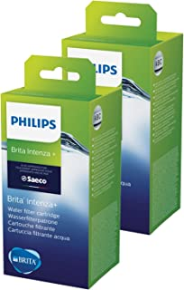 Saeco Intenza Water Filter from BRITA Water Technology, Pack of 2