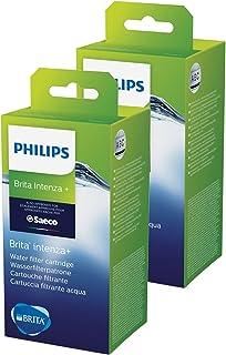 Saeco 2 filtres à eau Brita Intenza+ CA6702/00.